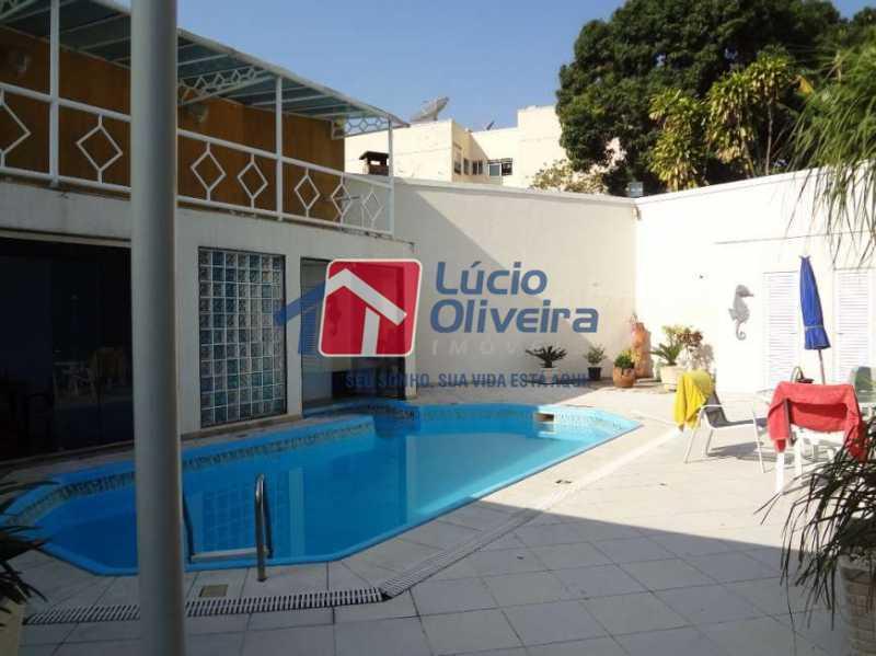 18-Quintal piscina - Casa à venda Rua Sobragi,Tauá, Rio de Janeiro - R$ 910.000 - VPCA30208 - 19