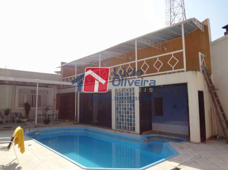 19-Quintal piscina , area laze - Casa à venda Rua Sobragi,Tauá, Rio de Janeiro - R$ 910.000 - VPCA30208 - 20