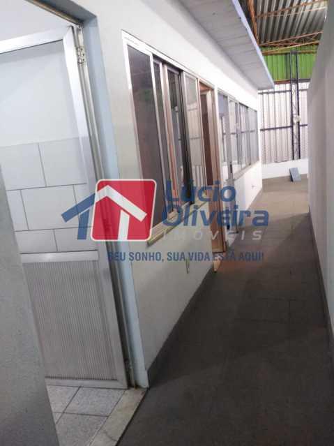 3- escritorio - Galpão 250m² à venda Estrada Luís Lemos,Vila Anita, Nova Iguaçu - R$ 550.000 - VPGA00013 - 4