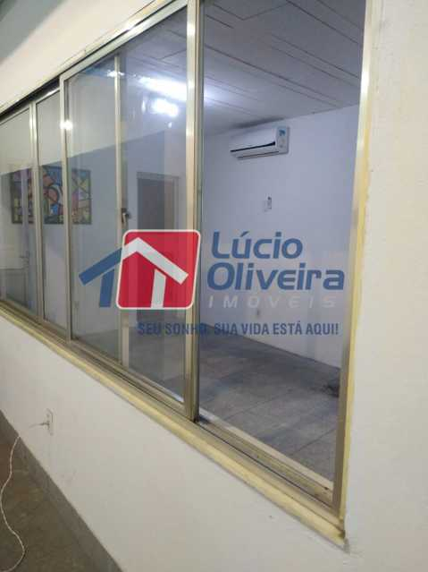 4-escritorio - Galpão 250m² à venda Estrada Luís Lemos,Vila Anita, Nova Iguaçu - R$ 550.000 - VPGA00013 - 5
