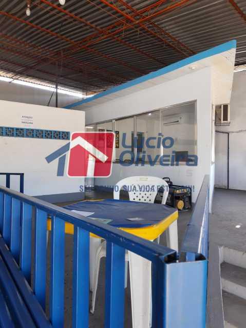 6-galpao - Galpão 250m² à venda Estrada Luís Lemos,Vila Anita, Nova Iguaçu - R$ 550.000 - VPGA00013 - 7