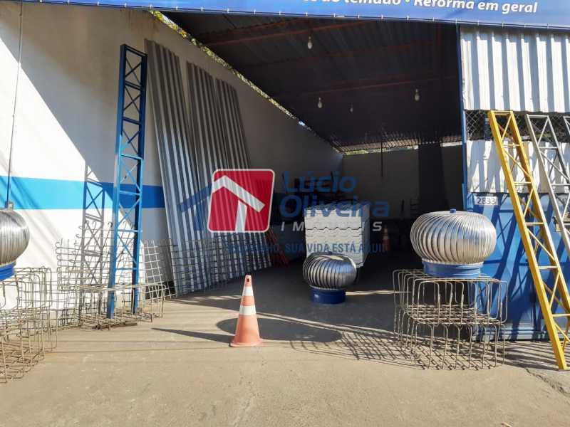 7-galpao - Galpão 250m² à venda Estrada Luís Lemos,Vila Anita, Nova Iguaçu - R$ 550.000 - VPGA00013 - 8