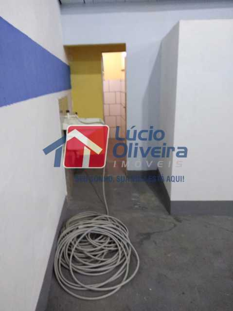 8-galpao - Galpão 250m² à venda Estrada Luís Lemos,Vila Anita, Nova Iguaçu - R$ 550.000 - VPGA00013 - 9