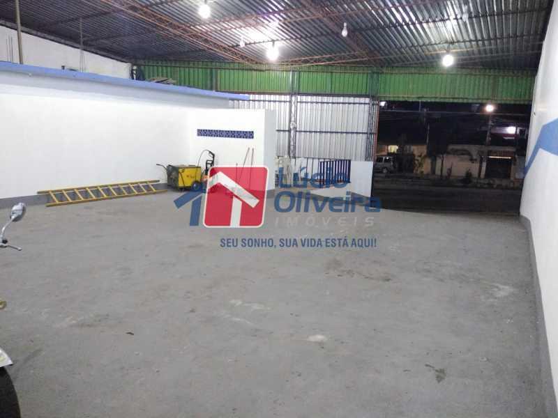 9-galpao - Galpão 250m² à venda Estrada Luís Lemos,Vila Anita, Nova Iguaçu - R$ 550.000 - VPGA00013 - 10