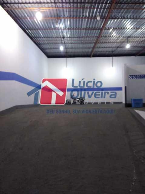 10-galpao - Galpão 250m² à venda Estrada Luís Lemos,Vila Anita, Nova Iguaçu - R$ 550.000 - VPGA00013 - 11