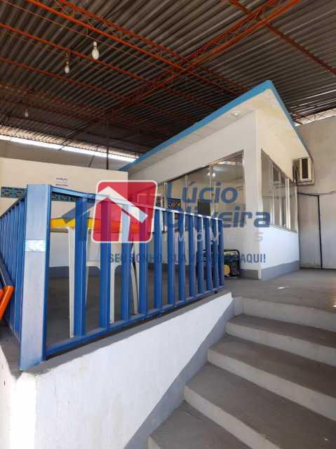 11-galpao - Galpão 250m² à venda Estrada Luís Lemos,Vila Anita, Nova Iguaçu - R$ 550.000 - VPGA00013 - 12
