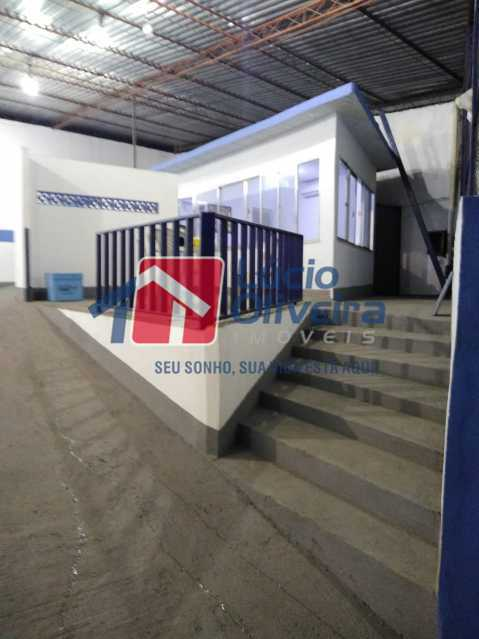 12-galpao - Galpão 250m² à venda Estrada Luís Lemos,Vila Anita, Nova Iguaçu - R$ 550.000 - VPGA00013 - 13