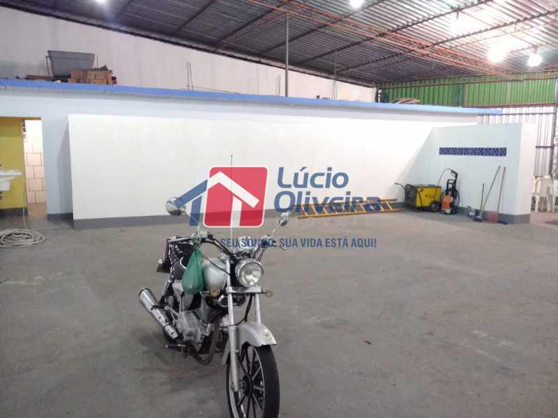 13-galpao - Galpão 250m² à venda Estrada Luís Lemos,Vila Anita, Nova Iguaçu - R$ 550.000 - VPGA00013 - 14