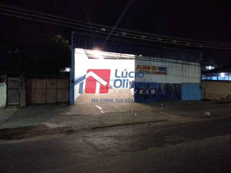 14-galpao - Galpão 250m² à venda Estrada Luís Lemos,Vila Anita, Nova Iguaçu - R$ 550.000 - VPGA00013 - 15
