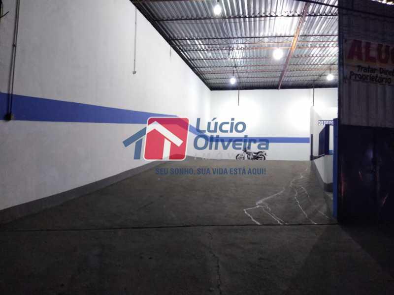 15-galpao - Galpão 250m² à venda Estrada Luís Lemos,Vila Anita, Nova Iguaçu - R$ 550.000 - VPGA00013 - 16