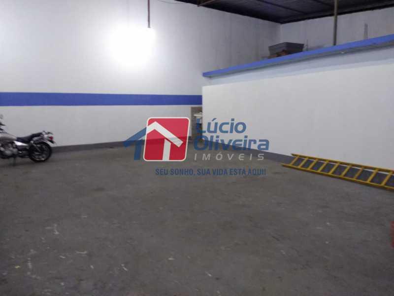 16-galpao - Galpão 250m² à venda Estrada Luís Lemos,Vila Anita, Nova Iguaçu - R$ 550.000 - VPGA00013 - 17