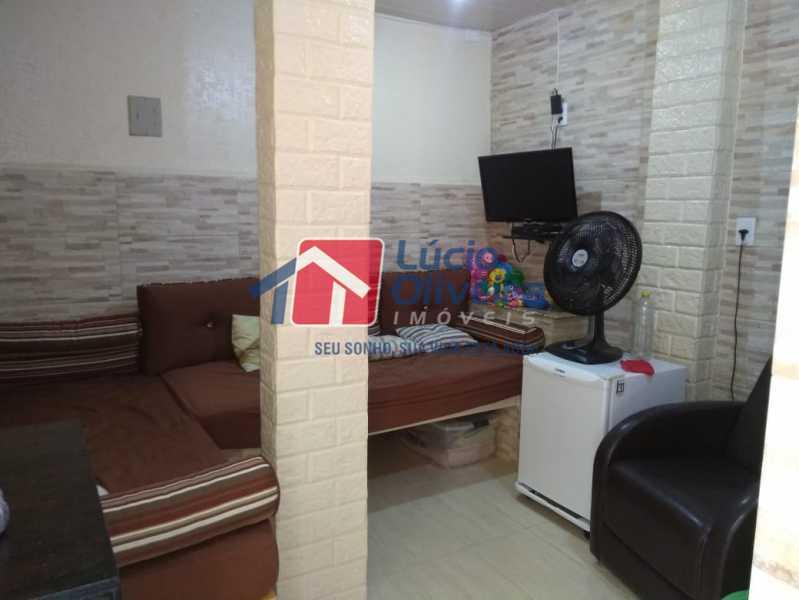 01- Sala - Casa à venda Rua Ferreira de Andrade,Cachambi, Rio de Janeiro - R$ 850.000 - VPCA50030 - 1
