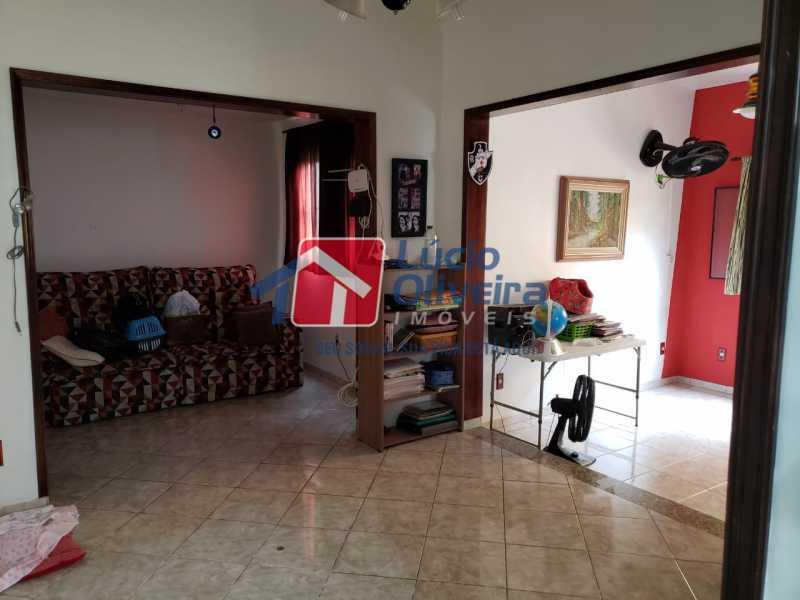 02- Sala - Casa à venda Rua Ferreira de Andrade,Cachambi, Rio de Janeiro - R$ 850.000 - VPCA50030 - 4
