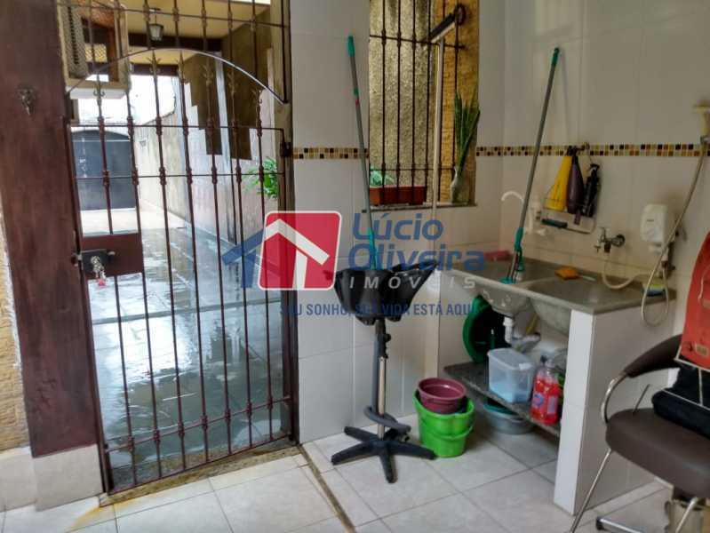 06- Area - Casa à venda Rua Ferreira de Andrade,Cachambi, Rio de Janeiro - R$ 850.000 - VPCA50030 - 8