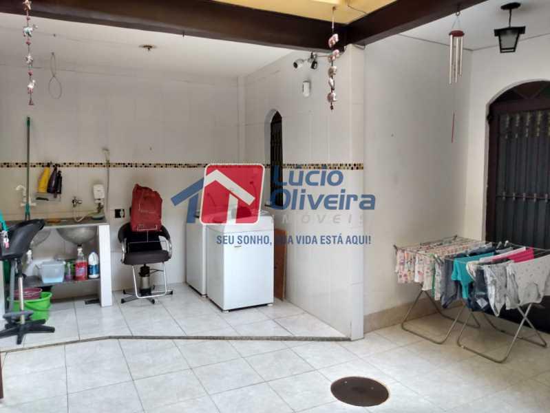 07- Area - Casa à venda Rua Ferreira de Andrade,Cachambi, Rio de Janeiro - R$ 850.000 - VPCA50030 - 9