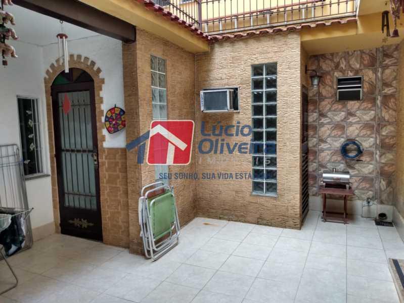 09- Quintal parte de trás - Casa à venda Rua Ferreira de Andrade,Cachambi, Rio de Janeiro - R$ 850.000 - VPCA50030 - 10