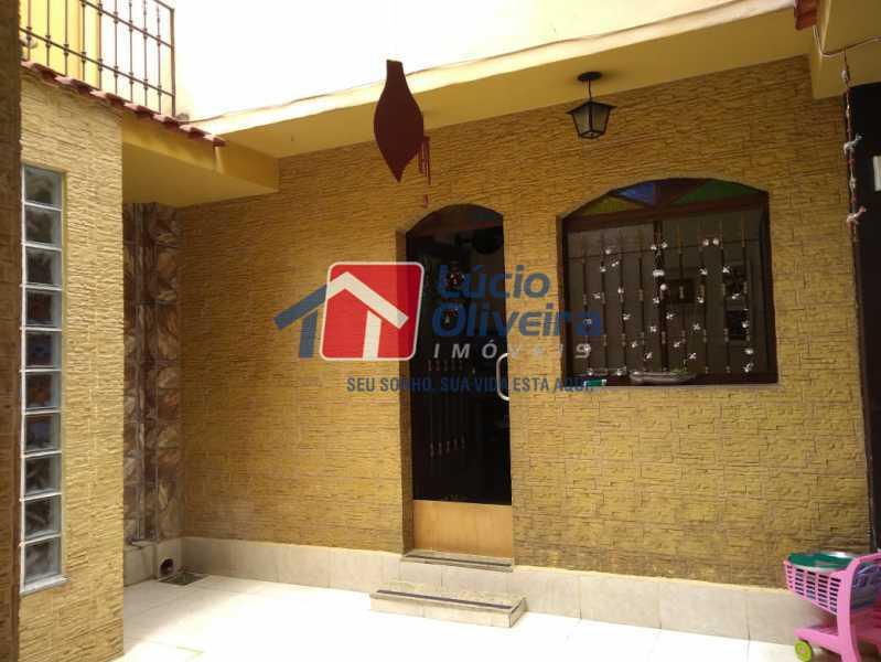 11- Quintal 2 casa - Casa à venda Rua Ferreira de Andrade,Cachambi, Rio de Janeiro - R$ 850.000 - VPCA50030 - 12