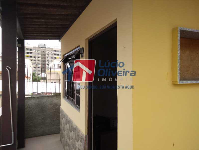 12- Suite - Casa à venda Rua Ferreira de Andrade,Cachambi, Rio de Janeiro - R$ 850.000 - VPCA50030 - 13