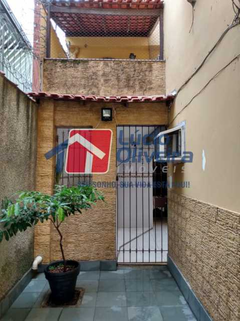 13- Circulação - Casa à venda Rua Ferreira de Andrade,Cachambi, Rio de Janeiro - R$ 850.000 - VPCA50030 - 14