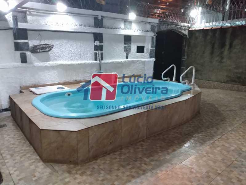 16- Piscina - Casa à venda Rua Ferreira de Andrade,Cachambi, Rio de Janeiro - R$ 850.000 - VPCA50030 - 17
