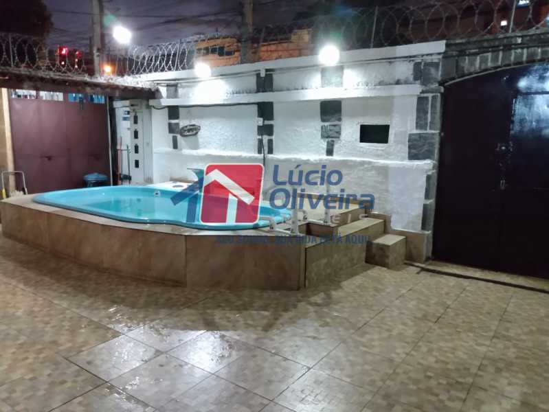 18 Quintal Frente - Casa à venda Rua Ferreira de Andrade,Cachambi, Rio de Janeiro - R$ 850.000 - VPCA50030 - 19