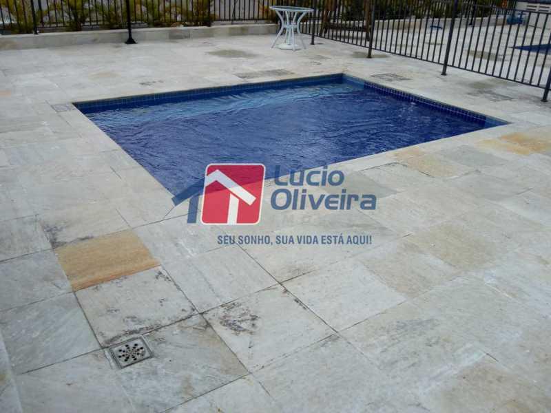 22 - Apartamento à venda Rua Estremadura,Vista Alegre, Rio de Janeiro - R$ 190.000 - VPAP10159 - 22