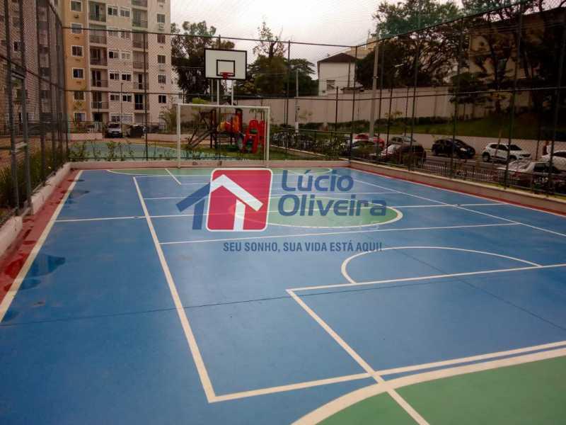 18 - Apartamento à venda Rua Estremadura,Vista Alegre, Rio de Janeiro - R$ 190.000 - VPAP10159 - 18