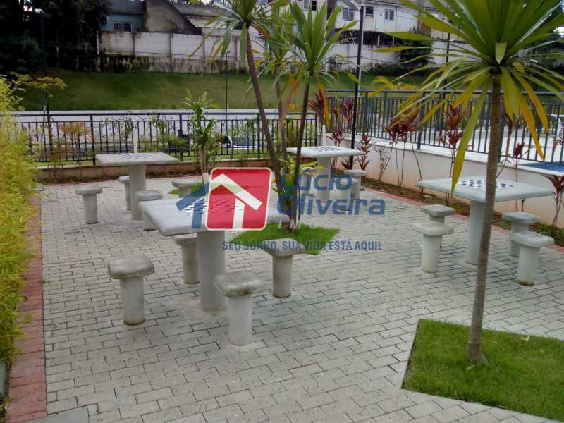 01 - Apartamento à venda Rua Estremadura,Vista Alegre, Rio de Janeiro - R$ 190.000 - VPAP10159 - 24