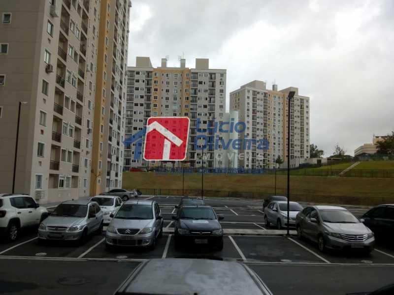 17 - Apartamento à venda Rua Estremadura,Vista Alegre, Rio de Janeiro - R$ 190.000 - VPAP10159 - 17