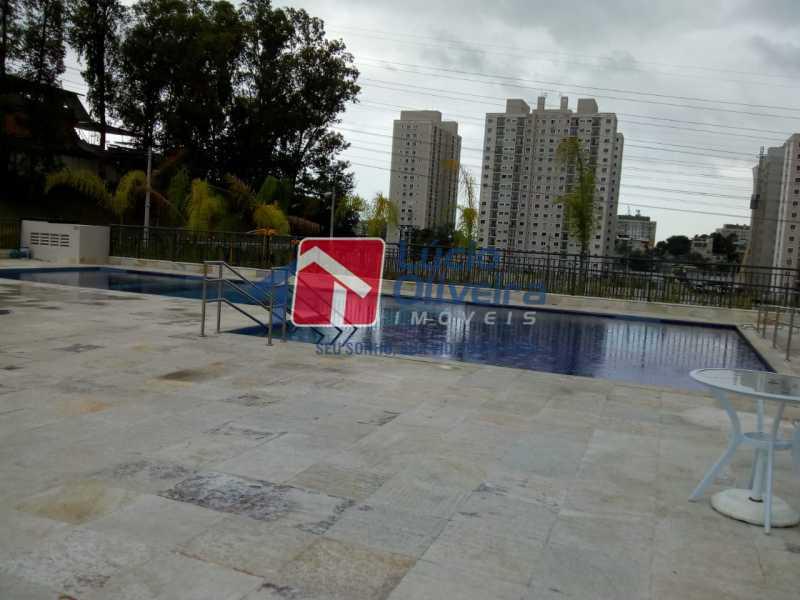 21 - Apartamento à venda Rua Estremadura,Vista Alegre, Rio de Janeiro - R$ 190.000 - VPAP10159 - 21