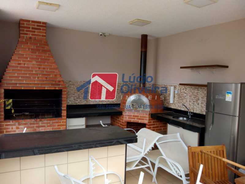 23 - Apartamento à venda Rua Estremadura,Vista Alegre, Rio de Janeiro - R$ 190.000 - VPAP10159 - 23