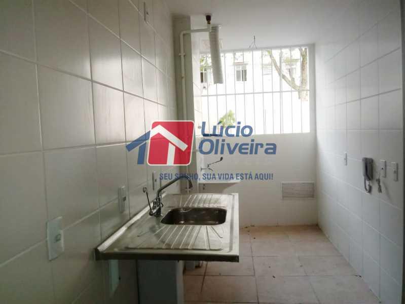 05 - Apartamento à venda Rua Estremadura,Vista Alegre, Rio de Janeiro - R$ 190.000 - VPAP10159 - 5