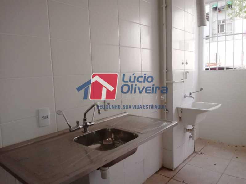 04 - Apartamento à venda Rua Estremadura,Vista Alegre, Rio de Janeiro - R$ 190.000 - VPAP10159 - 4