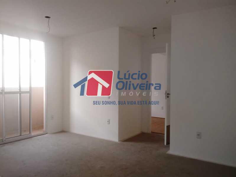 03 - Apartamento à venda Rua Estremadura,Vista Alegre, Rio de Janeiro - R$ 190.000 - VPAP10159 - 1