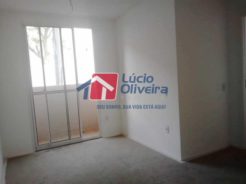 02 - Apartamento à venda Rua Estremadura,Vista Alegre, Rio de Janeiro - R$ 190.000 - VPAP10159 - 3
