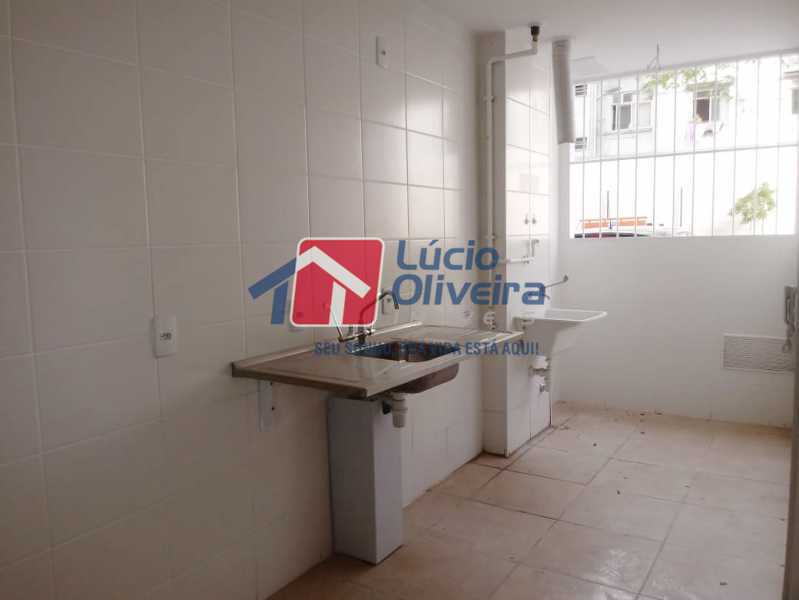 06 - Apartamento à venda Rua Estremadura,Vista Alegre, Rio de Janeiro - R$ 190.000 - VPAP10159 - 6