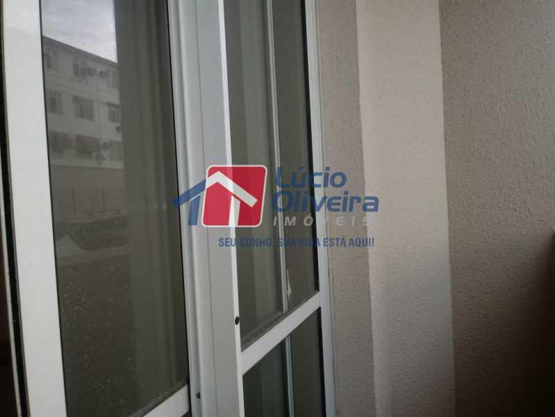 16 - Apartamento à venda Rua Estremadura,Vista Alegre, Rio de Janeiro - R$ 190.000 - VPAP10159 - 16
