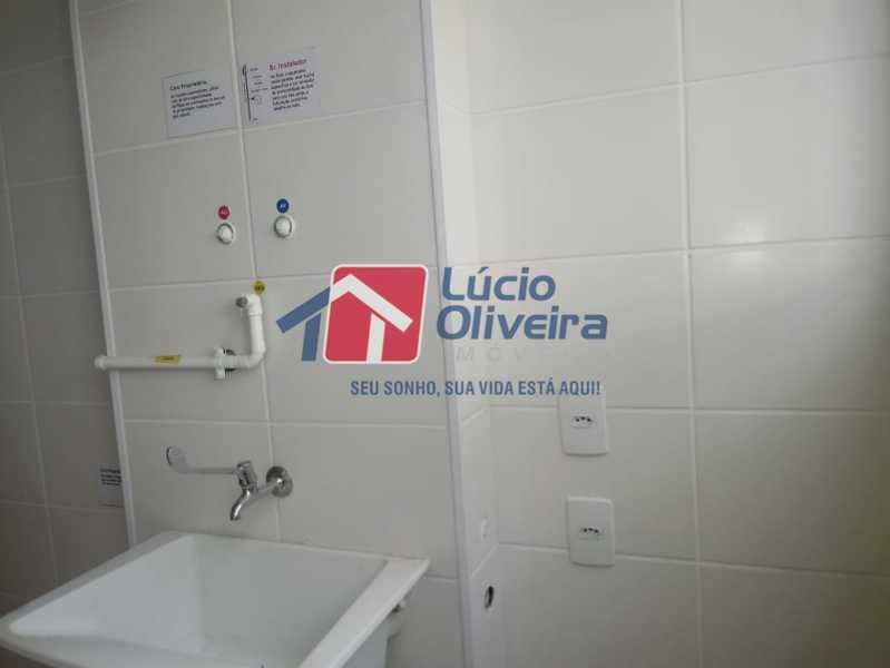 07 - Apartamento à venda Rua Estremadura,Vista Alegre, Rio de Janeiro - R$ 190.000 - VPAP10159 - 7