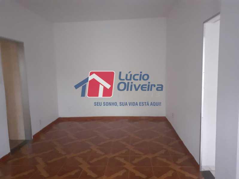 sala - Casa 2 quartos à venda Vila Kosmos, Rio de Janeiro - R$ 235.000 - VPCA20278 - 1