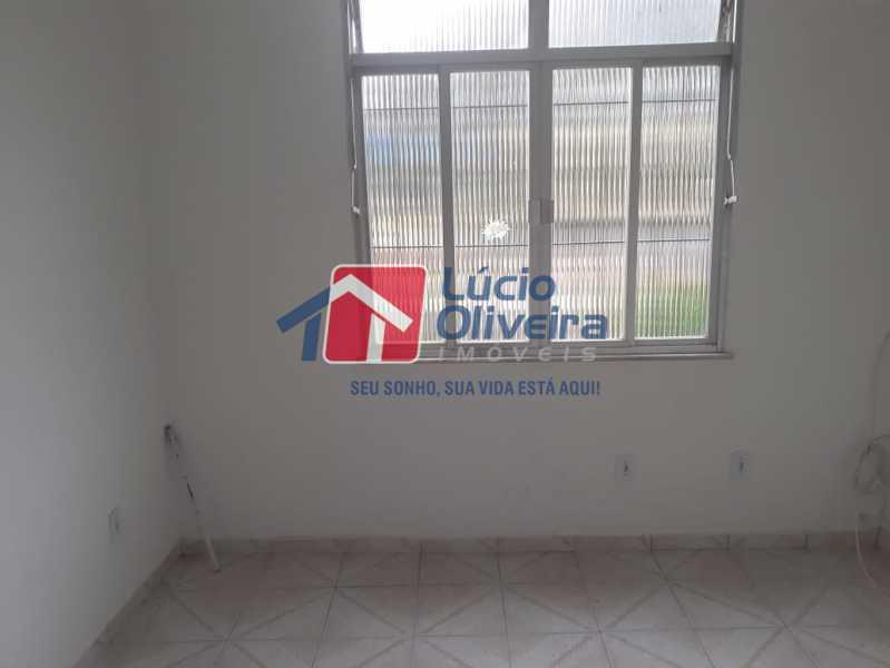quarto 2 - Casa 2 quartos à venda Vila Kosmos, Rio de Janeiro - R$ 235.000 - VPCA20278 - 5