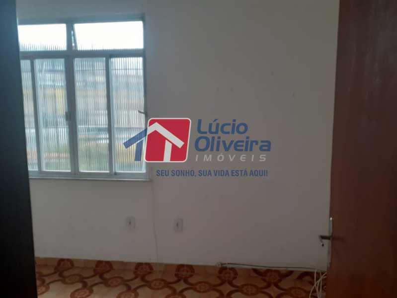 quarto 1 arte 2 - Casa 2 quartos à venda Vila Kosmos, Rio de Janeiro - R$ 235.000 - VPCA20278 - 6