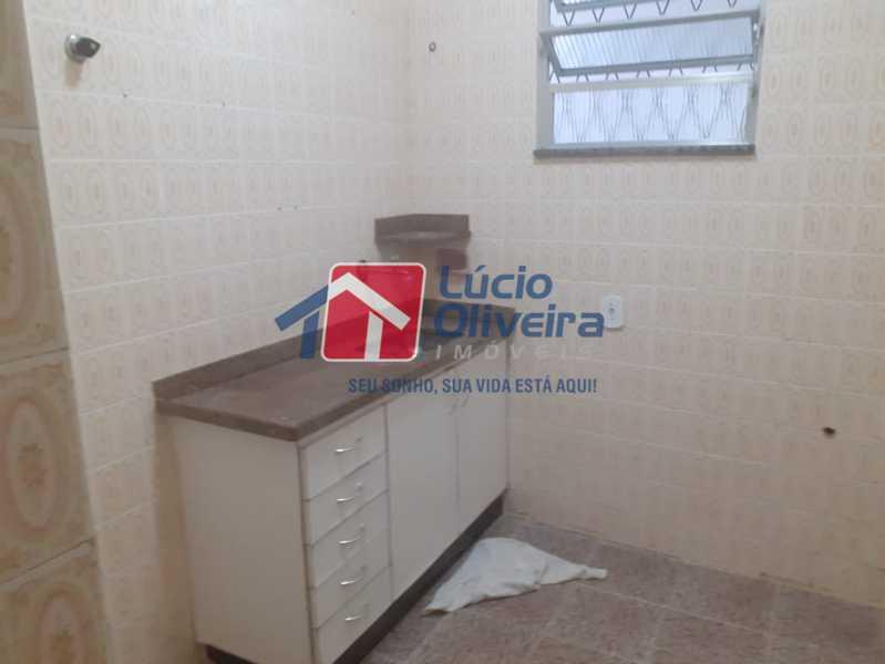 cozinha - Casa 2 quartos à venda Vila Kosmos, Rio de Janeiro - R$ 235.000 - VPCA20278 - 9