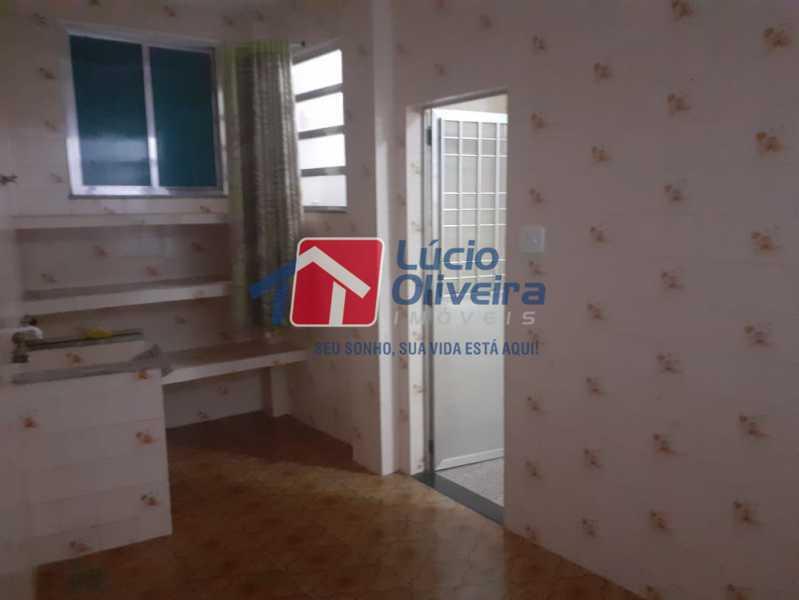 area de   serviÇo 3 - Casa 2 quartos à venda Vila Kosmos, Rio de Janeiro - R$ 235.000 - VPCA20278 - 12