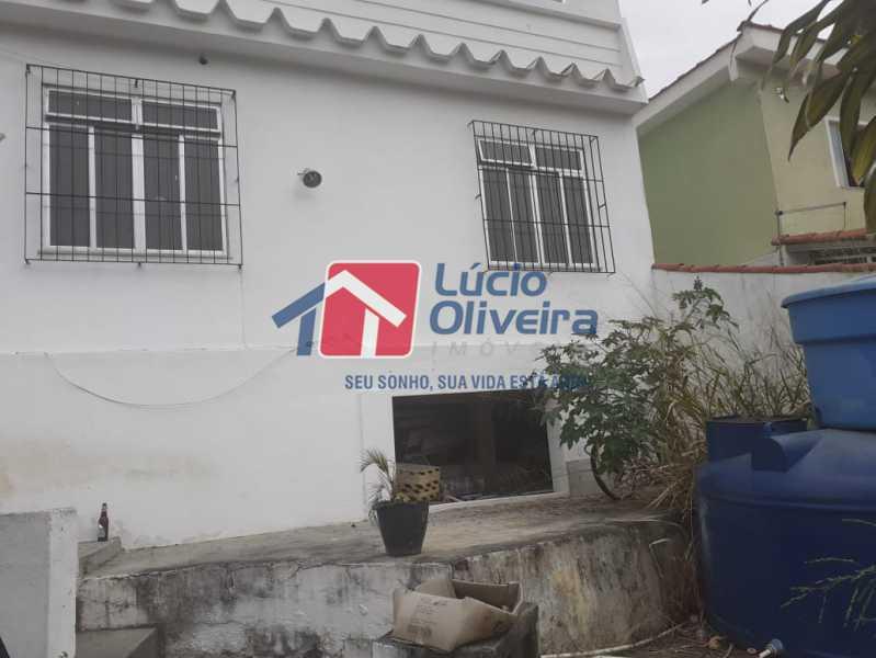 fachada 3 - Casa 2 quartos à venda Vila Kosmos, Rio de Janeiro - R$ 235.000 - VPCA20278 - 13