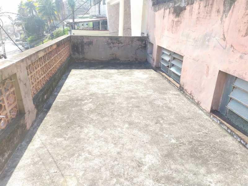 Terraço Fte.. - Casa 5 quartos à venda Penha Circular, Rio de Janeiro - R$ 320.000 - VPCA50031 - 18