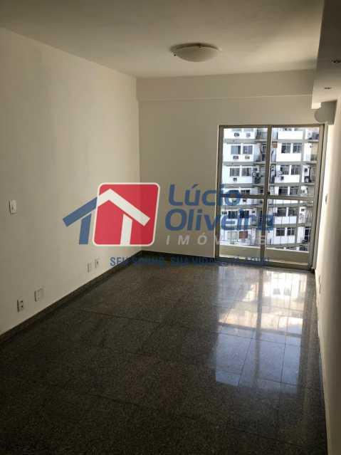 2 sala - Apartamento à venda Rua São Francisco Xavier,São Francisco Xavier, Rio de Janeiro - R$ 215.000 - VPAP21482 - 3