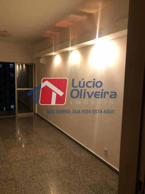 3 sala - Apartamento à venda Rua São Francisco Xavier,São Francisco Xavier, Rio de Janeiro - R$ 215.000 - VPAP21482 - 4