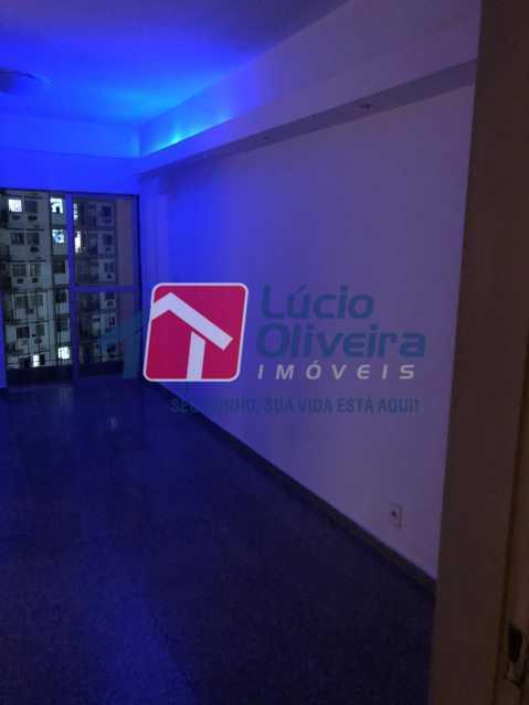 4 sala - Apartamento à venda Rua São Francisco Xavier,São Francisco Xavier, Rio de Janeiro - R$ 215.000 - VPAP21482 - 5