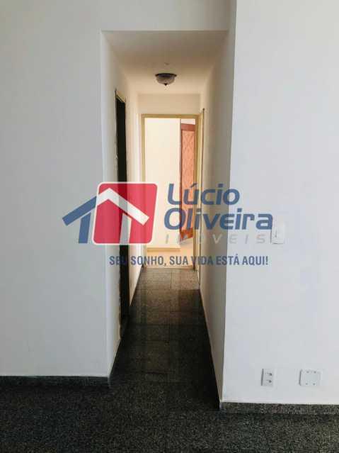5 circucação - Apartamento à venda Rua São Francisco Xavier,São Francisco Xavier, Rio de Janeiro - R$ 215.000 - VPAP21482 - 6