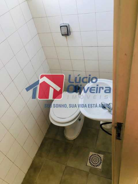 9 banheiro empregada - Apartamento à venda Rua São Francisco Xavier,São Francisco Xavier, Rio de Janeiro - R$ 215.000 - VPAP21482 - 10